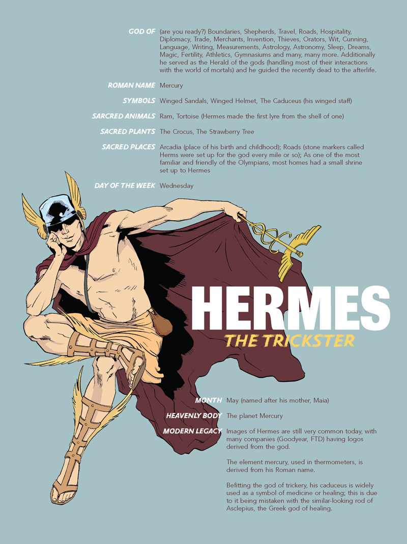 Hermes-Pin-up